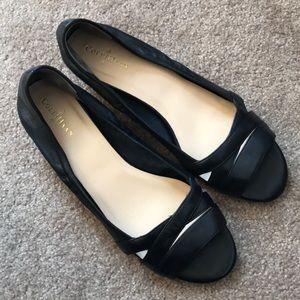 NWOT Cole Haan Wedge Sandals